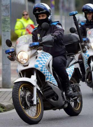 Academia ATEL Oposiciones Policía Local - Motorista